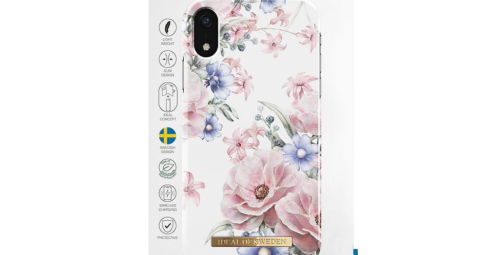 iDeal Of Sweden iPhone XR Floral Romance, Max Case