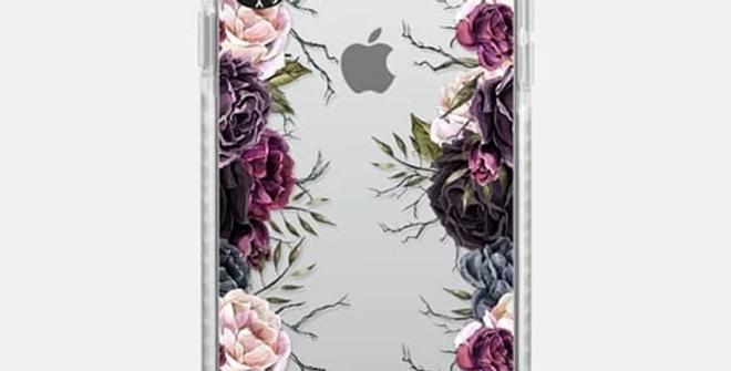 Casetify iPhone Xs Max Frost My Secret Garden Impact Phone Case
