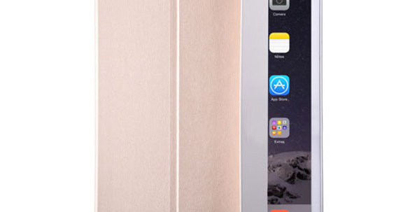 "Devia iPad Pro 12.9"" (2105 & 2017) Light Grace Case, Champagne Gold"