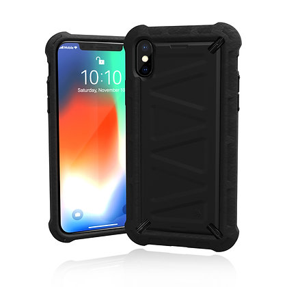 JTLegend iPhone Xs Guardian Z Case, Black Ops