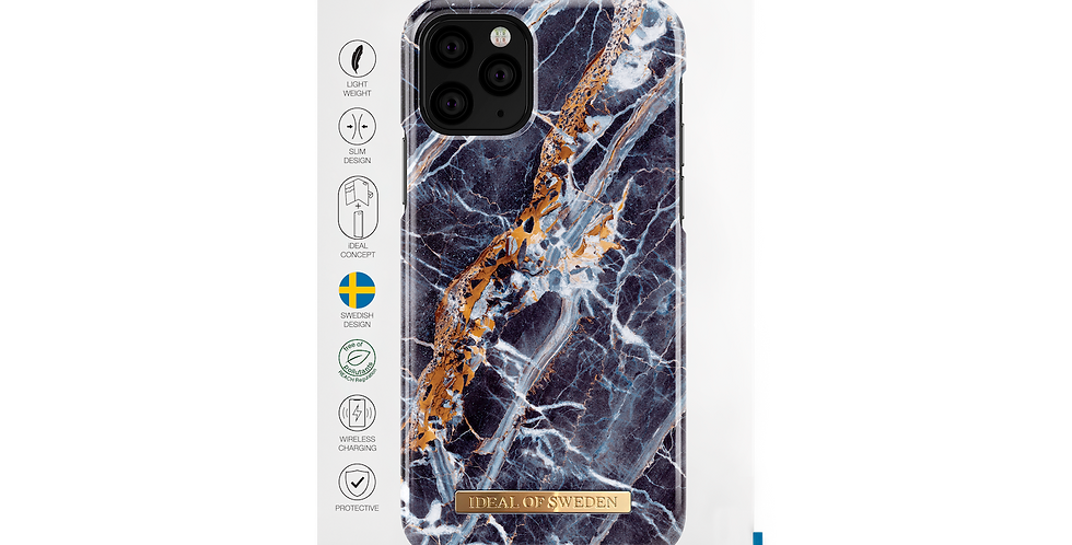 iDeal Of Sweden 11 Pro Fashion Case,Midnight Blue Marble