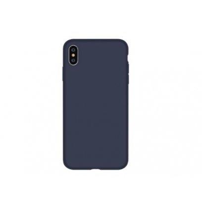 Devia iPhone Xs Max  Ultra-Thin Silicone Case, Blue