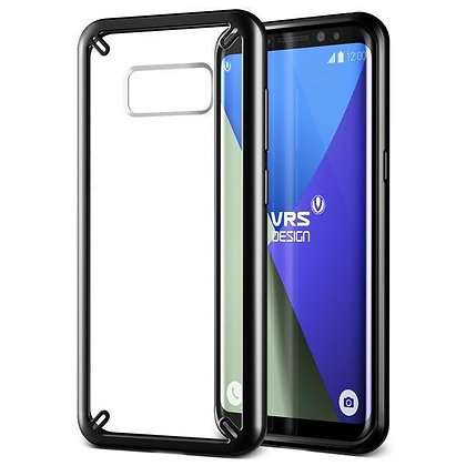 VRS Design Samsung Galaxy S8 Plus Crystal Mixx PC Plus, Black