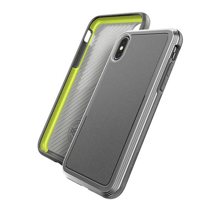 X-Doria iPhone Xs Defense Ultra, Gray
