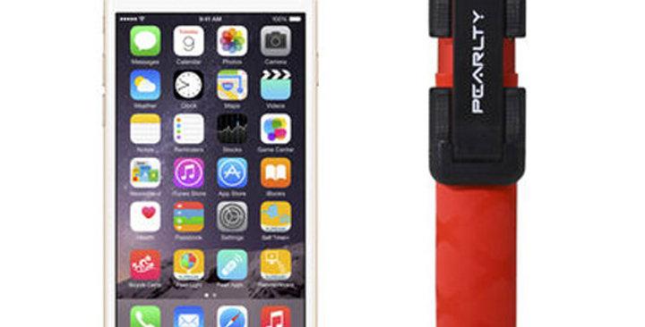 iPearl Selfie Stick Pocket, Red