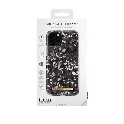iDeal Of Sweden Fashion Case iPhone 11 Pro, Midnight Terrazzo