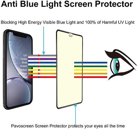 Vouni iPhone 7 Screen Protector, MAX Sophia  Glass White