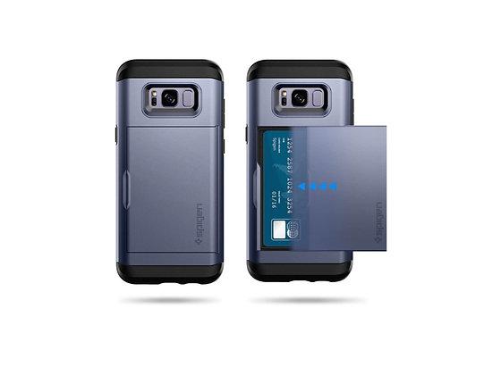 Spigen Samsung Galaxy S8 Slim Armor CS, Orchid Gray