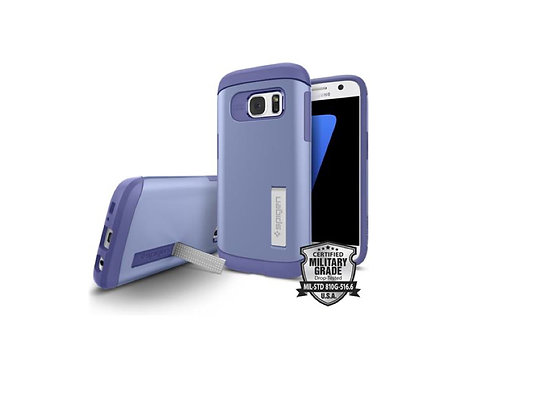 Spigen Samsung Galaxy S7 Slim Armor Series, Violet