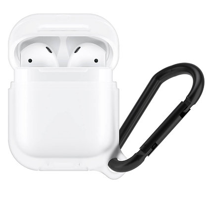 Patchworks AirPods 1/2 Waterproof Case, White