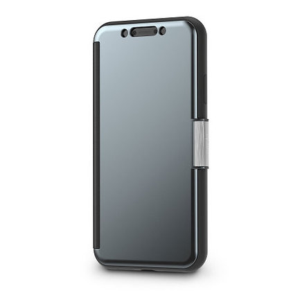 Moshi iPhone XR StealthCover, Gunmetal Gray