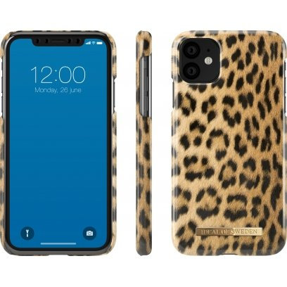 iDeal Of Sweden iPhone 11 Fashion Case 2019, Wild Leopard
