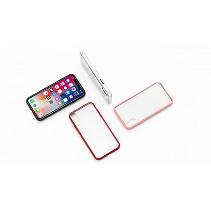 Devia iPhone Xs Max Elegant Anti-Shock Case, Pink