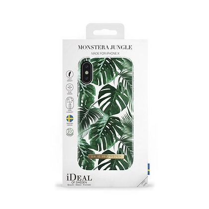 iDeal Of Sweden Monstera Jungle iPhone X/Xs Case