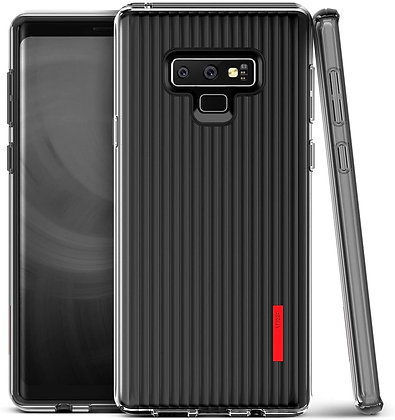 VRS Design Samsung Galaxy Note 9 Crystal Fit Label, Clear