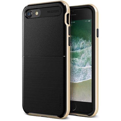 VRS Design iPhone SE High Pro Shield, Shine Gold