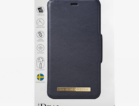 iDeal Of Sweden iPhone 11  Fashion Wallet, Navy