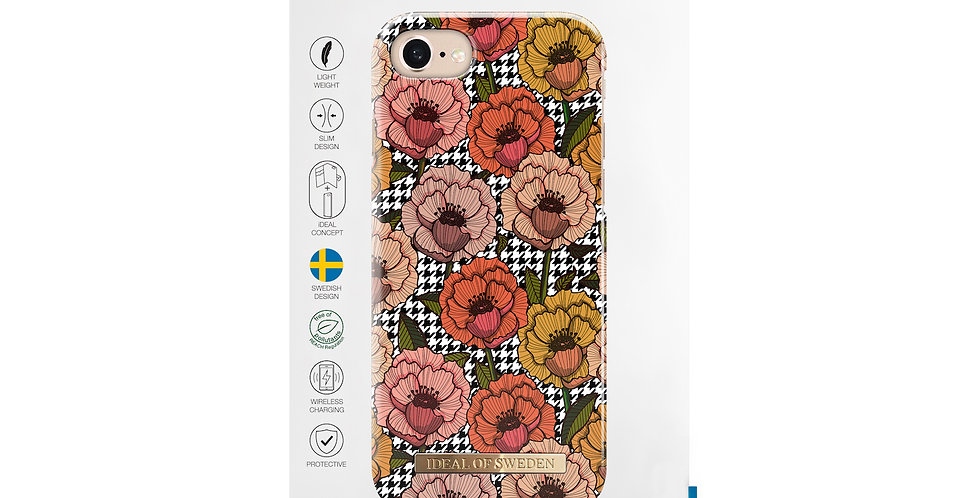 iDeal Of Sweden iPhone 8/7/6/6s Fashion Case, Retro Bloom