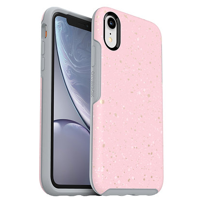 OtterBox Symmetry Series IML iPhone XR, Specktacular (Grey/Graphic)