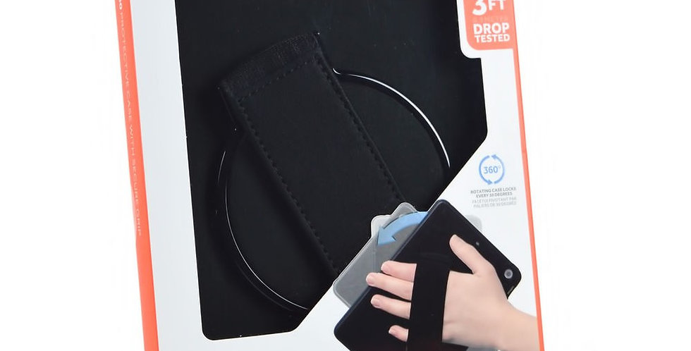 Griffin iPad Pro 9.7-inch/Air 2 AirStrap 360 Protective Case with Secure Grip