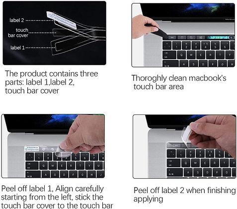 NEVO MacBook Pro Touch Bar Film
