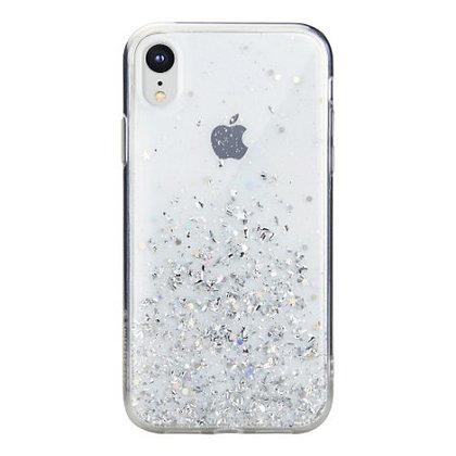SwitchEasy iPhone XR Starfield PC+TPU Case, Ultra Clear