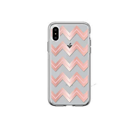 Devia iPhone XR Bowen Case, Rose Gold