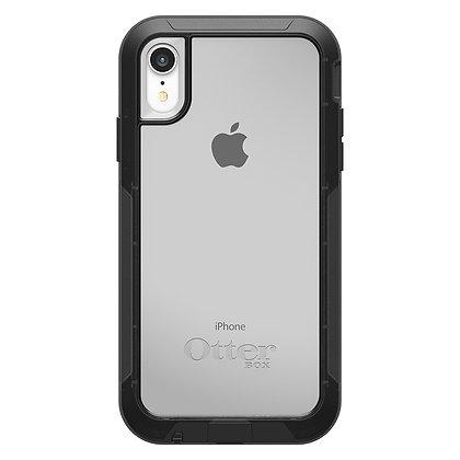 OtterBox Pursuit Series iPhone XR, Black/Clear