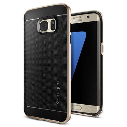 Spigen Samsung Galaxy S7 Edge Neo Hybrid Series, Gold