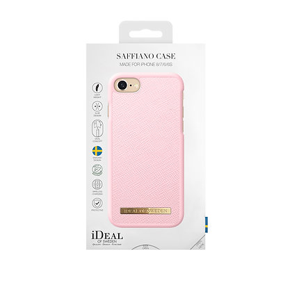 iDeal Of Sweden Fashion Wallet iPhone 8/7/6/6s, Pink