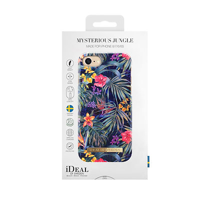 iDeal Of Sweden Fashion Case iPhone 8/7/6/6s, Mysterious Jungle