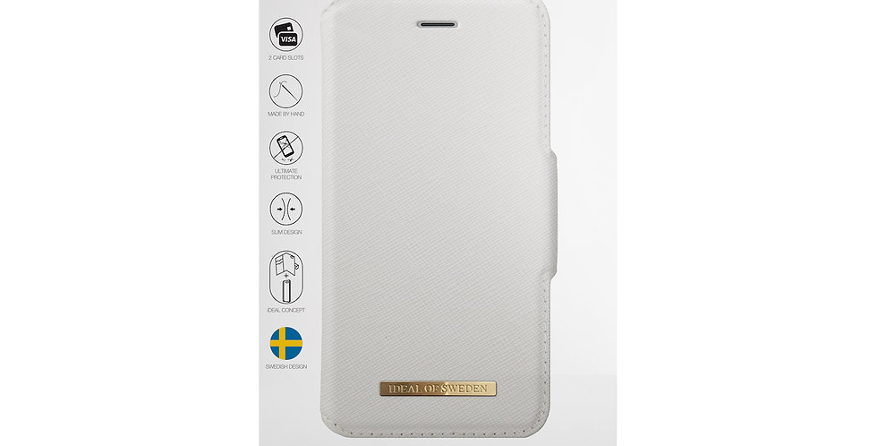 iDeal Of Sweden 8/7/6/6s Plus Fashion Wallet, White