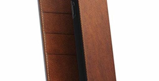 Devia Galaxy Note 9 Flip, Brown