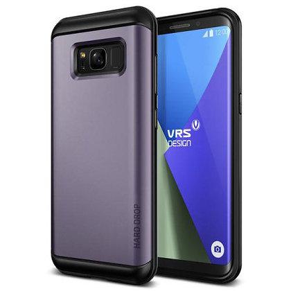 VRS Design Samsung Galaxy S8 Plus Hard Drop, Orchid Gray