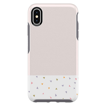 OtterBox Symmetry Series IML iPhone Xs Max, Party Dip