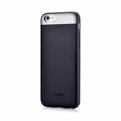 Comma iPhone 6s/6 Vivid Genuine Leather Case, Blue