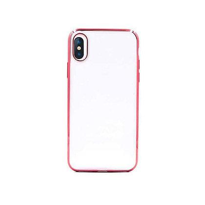 Devia iPhone Xs Elegant Anti-Shock Case, Red