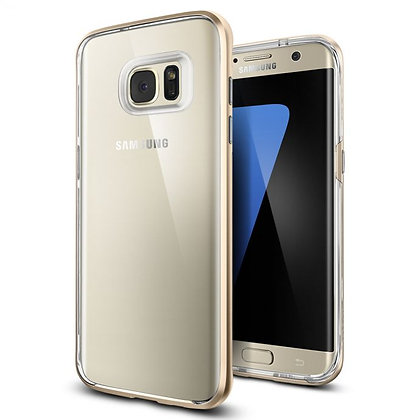Spigen Samsung Galaxy S7 Edge Neo Hybrid Crystal Series, Gold