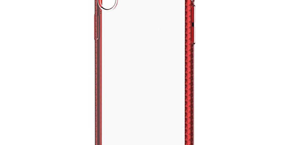 Devia iPhone XR Elegant Anti-Shock Case, Red