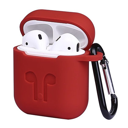 MacLink AirPods 1/2 Case, Red