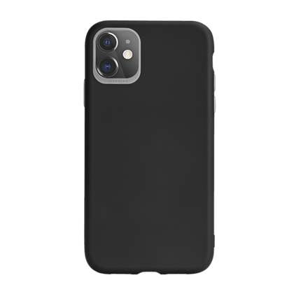SwitchEasy iPhone 11 Colors TPU Case, Black