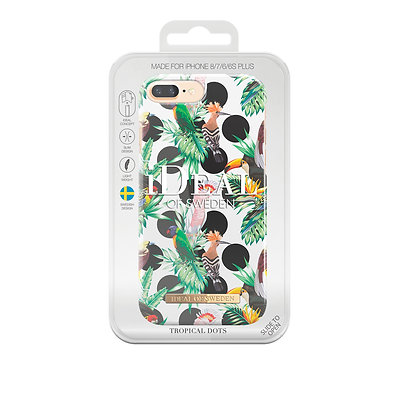 iDeal Of Sweden Tropical Dots iPhone 8/7/6/6s Plus Case