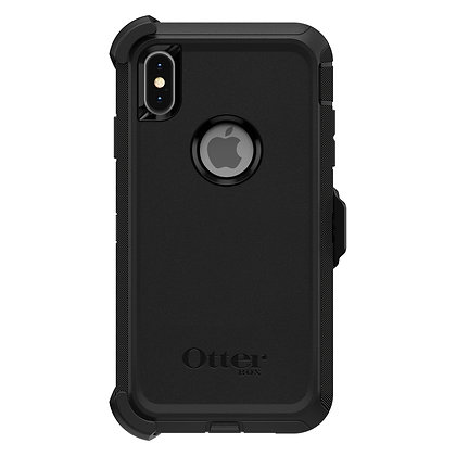 OtterBox Defender Series iPhone Xs Max, Black