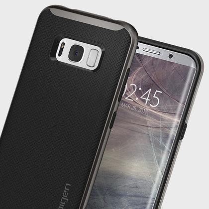 Spigen Samsung Galaxy S8 Plus Neo Hybrid, Gunmetal