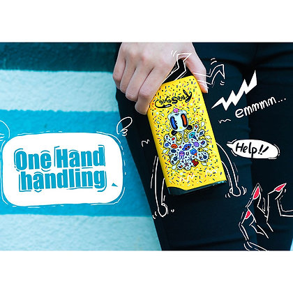 Devia Power Bank Funny 3D Embossed, Yellow