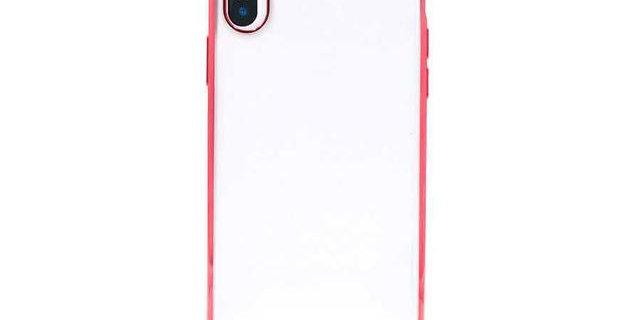 Devia iPhone XR Elegant Anti-Shock Case, Pink