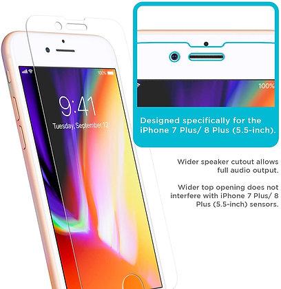 Vouni iPhone 7 Plus Screen Protector, Anti-Glare