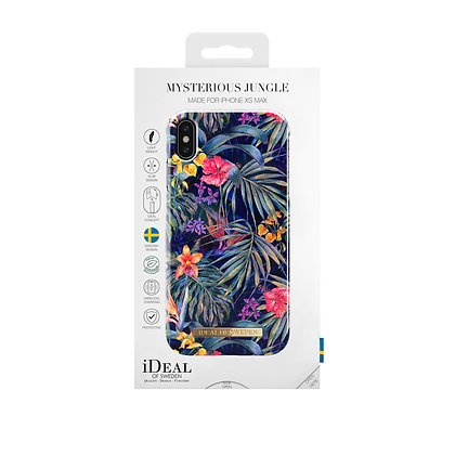 iDeal Of Sweden Fashion Case iPhone Xs Max, Mysterious Jungle