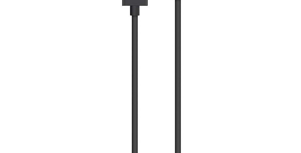 """Belkin USB-C to Lightning Mixit Up Chargesync Cable (4""""), Black"""