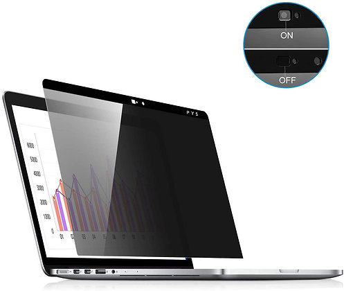 iFreeze MacBook Pro 13-inch Retina PrivacyEye 360 Privacy Film